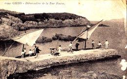 83 / GIENS / DEBARCADERE DE LA TOUR FONDUE / - Porquerolles