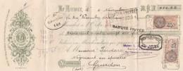 Lettre Change 5/11/1931 L GAILLARD LE HAVRE Seine Maritime Pour Gourdon Lot - Cambiali