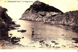 83 / PORQUEROLLES / LE BREGANCONNET - Porquerolles