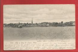 U S A  - ST LOUIS Missouri - City Of Bay - 2 Scans - St Louis – Missouri