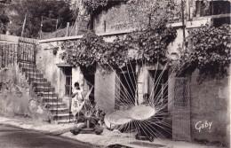 Villaines-les-Rochers - Travaux De Vanneries - France