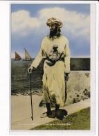 ZANZIBAR : Arabian Dhow Captain (OMAN MUSCAT) -  Très Bon état - Cartoline