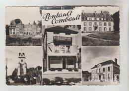 CPSM PONTAULT COMBAULT (Seine Et Marne) - 5 Vues Tabac Laibe.... - Pontault Combault