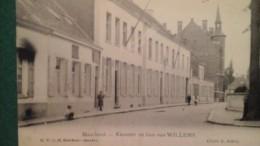 BOUCHOUT  KLOOSTER EN HUIS WILLEMS - Boechout