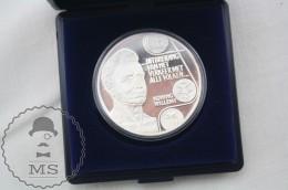 1992 Netherlands/ Nederlanden/ Pays-Bas Proof Silver 25 ECU Coin - King Willen I / William I - Pays-Bas