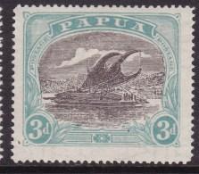 PAPUA 1916 SG 98 Mint Hinged - Papúa Nueva Guinea