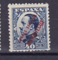 TANGER - 1909/1914- SELLOS DE ESPAÑA HABILITADOS - EDIFIL Nº 68 - ***MNH - Spanish Morocco