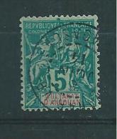 Colonie Timbres D´anjouan De 1892/99  N° 4 Oblitéré - Anjouan (1892-1912)