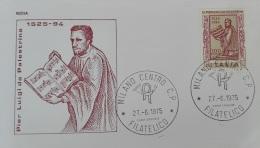 Busta 1° Giorno D´emissione FDC - - 1946-.. République