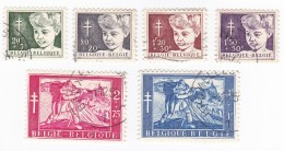 955/60 O - Bélgica