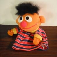 """Peluche Marionnette à Main Vintage Ernest De """"1 Rue Sésame"""" - Cuddly Toys"""