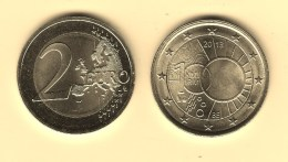 @Y@  Belgie   2 Euro Commemorative    2013  UNC - Belgique