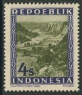 "Indonesia Indonesie Mi 6 ** - ""REPOEBLIK"" - Buffalo Canyon / Buffalo-Cañon / Gorge / Kloof - Other"