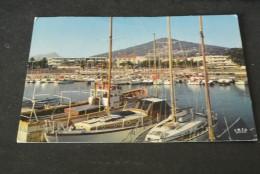 PK327-reflets De Cote D'Azur- Carqueirane -  Le Port - Barche