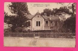 CPA (RÉF : VV684) ANDERNOS (33 GIRONDE) Villa Ma Joliette - Andernos-les-Bains