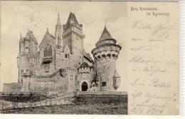 Burg Kreuzenstein Bei KORNEUBURG Um 1900 Gel 1906 - Korneuburg
