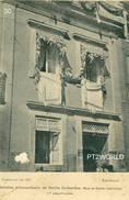 30 Portugal Porto Carnaval 1905 Janellas Ornamentadas Da Família Guimarães - Cartoline