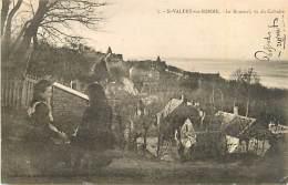 80 SAINT VALERY SUR SOMME - Le Romerel Vue Du Calvaire - Saint Valery Sur Somme