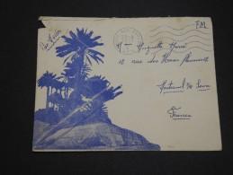 FRANCE - Enveloppe Illustrée En Franchise En 1957 Pour Montreuil Sur Seine - A Voir - L 2150 - Marcophilie (Lettres)