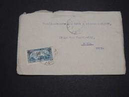 FRANCE / GRAND LIBAN - Enveloppe Pour Paris - A Voir - L 2151 - Brieven En Documenten
