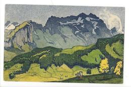 15519 - Säntis Vom Hirschberg - AR Appenzell Rhodes-Extérieures