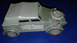 Dinky Toys  Meccano No 617 Volkswagen VW KDF Jeep 1976 /1977 - Autocarri, Autobus E Costruzione