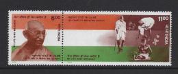 MINT STAMPS  -  MAHATMA GANDHI 125TH BIRTHDAY  - 1994  -  INDIA -  ** / MNH  -