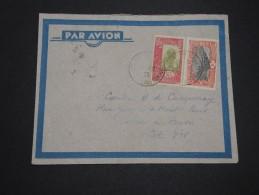FRANCE / COTES DES SOMALIS - Enveloppe  Pour La France En 1939 - A Voir - L 2159 - Côte Française Des Somalis (1894-1967)