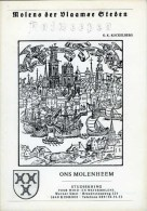 """ANTWERPEN Molen/moulin - Boekje: """"Molens Der Vlaamse Steden"""" - Door G.K. Kockelberg. Uitgave: Ons Molenheem (1994) - Histoire"""