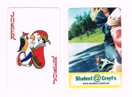 Joker - Student @Creyf's - Carte Da Gioco