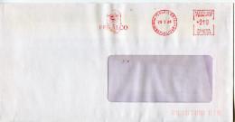 EMA Sciences,tete,stockage Des Donnés Cerveau,FERALCO Stockage Rayonnage,lettre Obliterée Paris 20.3.1985 - Electricidad