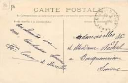 80 SAINT VALERY SUR SOMME - Le Port Arrivée D'un Voilier - Saint Valery Sur Somme