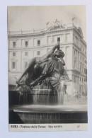 ITALY, ROMA, Fontana Delle Terme, Una Naiade - Roma (Rome)