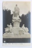 ITALY, ROMA, Monumento A Goethe - Roma (Rome)
