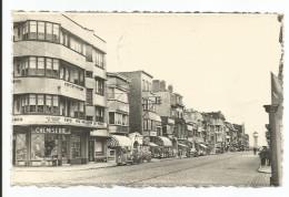 CPA - Middelkerke - Avenue Léopold - Middelkerke