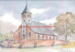 Kerk Sint-Jan-in-de-Olie Zulzeke Kluisbergen - Kluisbergen