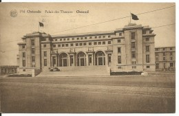 CPA - Ostende, Palais Des Thermes - Oostende