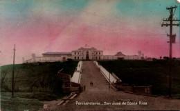 COSTA RICA - Penitenciaria - San José De Costa Rica - Costa Rica