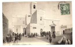 MONASTIR - L' EGLISE - LL - 13 - Tunesië