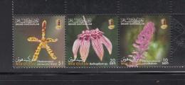 2009 Brunei Orchids   Complete Set Of 6 MNH - Brunei (1984-...)