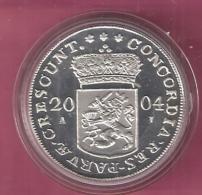 DUKAAT 2004 ZEELAND AG PROOF - [ 5] Monnaies Provinciales