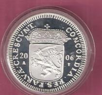 DUKAAT 2006 GRONINGEN AG PROOF - [ 5] Monnaies Provinciales