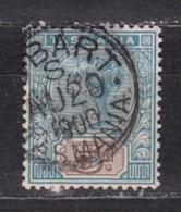 TASMANIE - N°Y&T -  51 - 5p  Bleu T Brun - Victoria  - - Oblit  Cad - Autres - Océanie