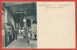 67 - MONSWILLER - SAVERNE - ZORNHOFF - Goldenberg & Cie - Werkzeugfabrik - Ohne Zuordnung