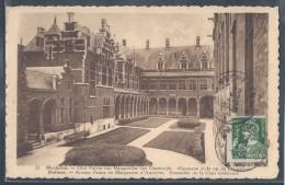 CPA BELGIQUE - Malines, Ancien Palais De Marguerite D'Autriche - Ensemble De La Cour Intérieure - Malines