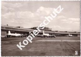 Berlin,  Zentral - Flughafen, Flugsteig  (z3429) - Germania