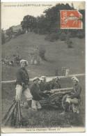 Environs D'ALBERTVILLE - Manoeuvres D'Artillerie Alpine à BEAUFORT Vers Le Château Henri IV - Beaufort