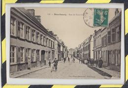 BOURBOURG. - . RUE DE SAINT-OMER. ANIMATION - Other Municipalities