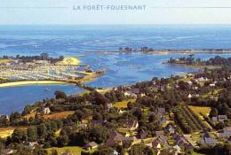 CPM  La Foret Fouesnant - La Forêt-Fouesnant