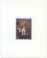 MALI 1969 EPREUVE DE LUXE POSTE ARIENNE YVERT. 66 NAPOLEON BONAPARTE QUALITE' EXCEPTIONELLE (A791) - Mali (1959-...)